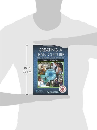 Creating a Lean Culture: Tools to Sustain Lean Conversions Third Edition