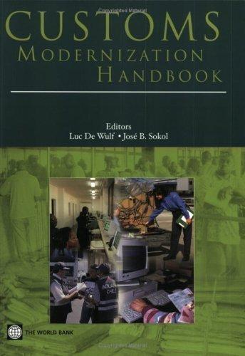 Customs Modernization Handbook