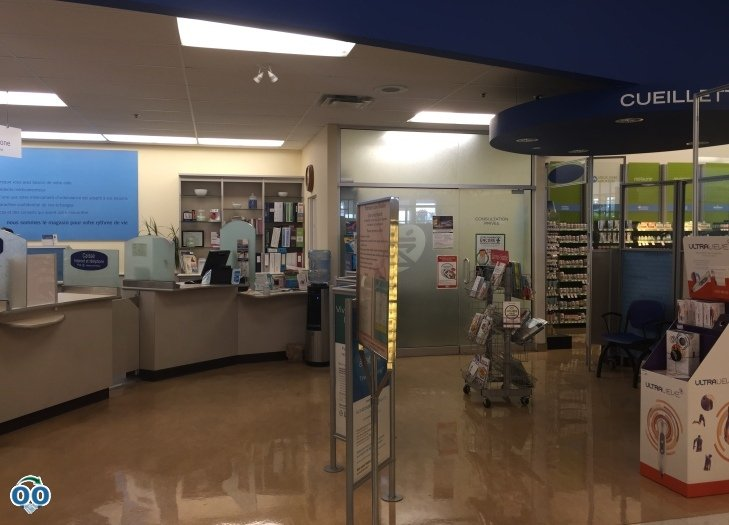 Prescription drugs easy to get from Pharmaprix Laval  Chomedey