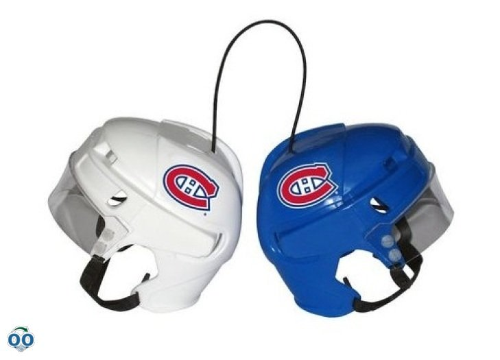 NHL Mini Helmets Montreal Canadiens