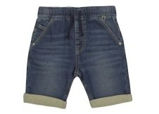 George British Design Boys' Jersey Denim Short