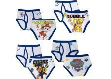 Nickelodeon Paw Patrol Boys Four Pack Brief