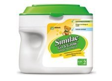 Similac Go & Grow Omega-3 & 6 Powder