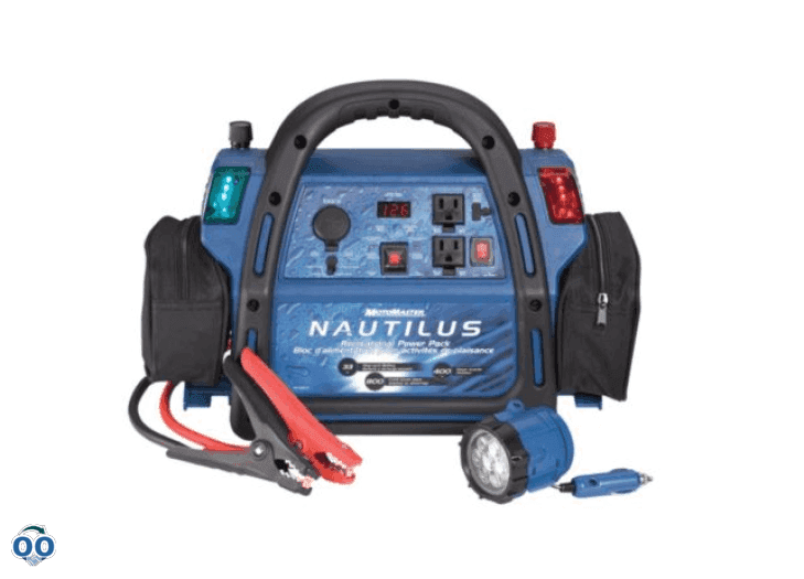 how to fix motomaster eliminator powerbox 800