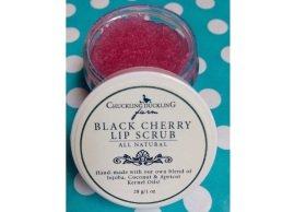 Black Cherry Lip Scrub