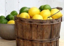 Lemon Sugar Body Scrub