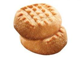Chewy peanut butter cookie, Menchie's Frozen Yogurt
