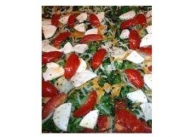 Bocconcini pizza, Pizza Gourmande