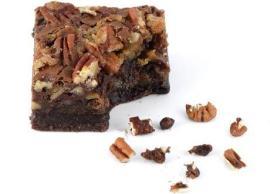 Brownie pacane, Juliette & Chocolat