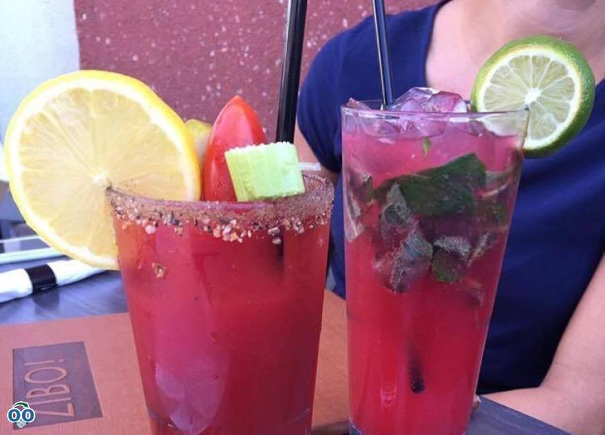 Cocktails zibo!