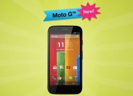 Moto G™ is coming to Koodo