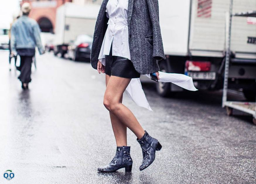 Take style inspiration from wearing ecco