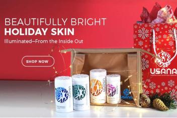 Holidays Promotion - Illuminated - From the Inside