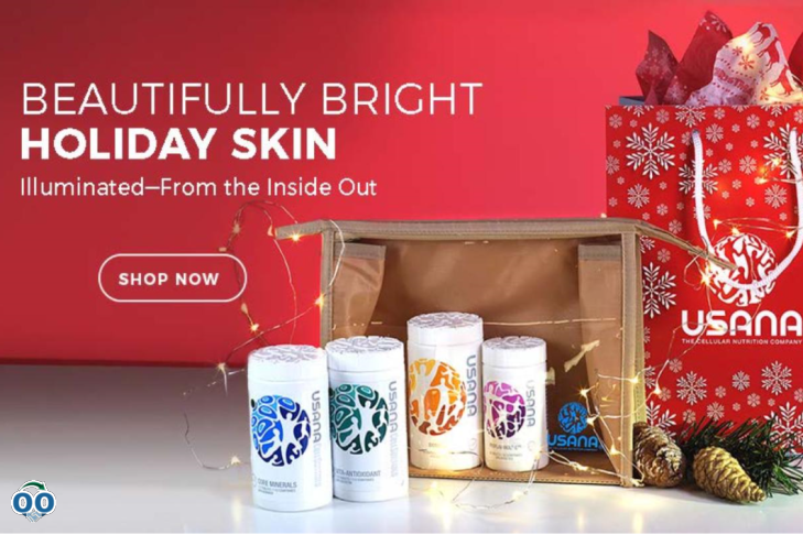 Holidays Promotion - Illuminated - From the Inside