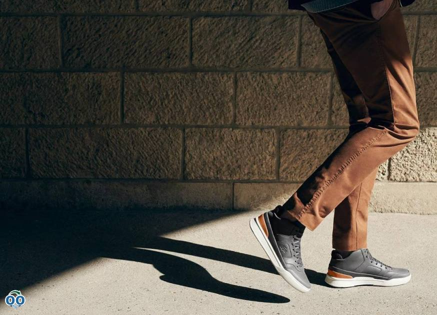 Always on the road with our explorateur shoe collection.