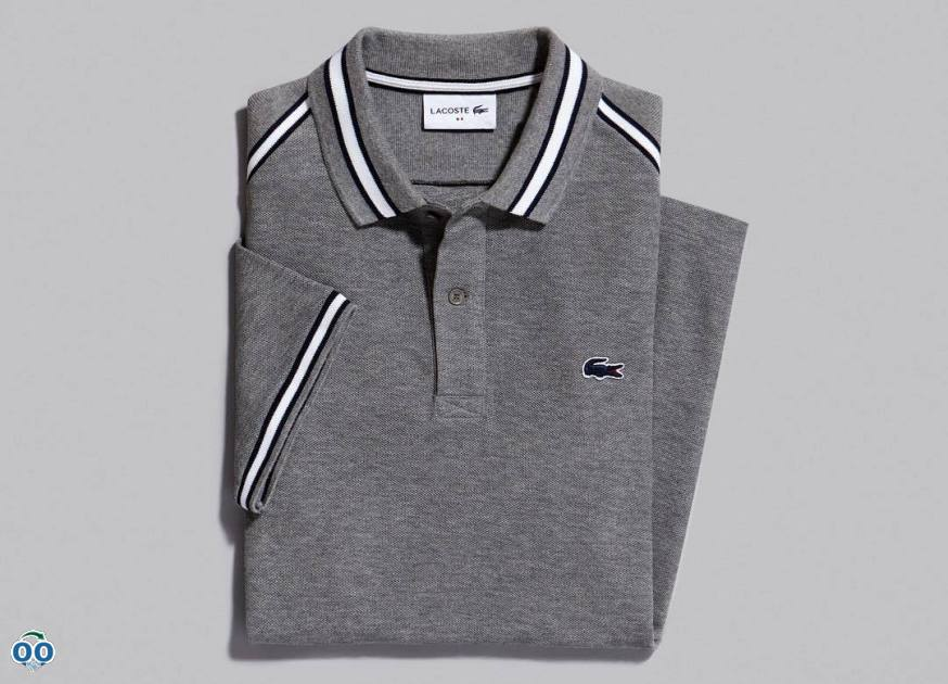 An authentic sense of elegance with our structured polo.