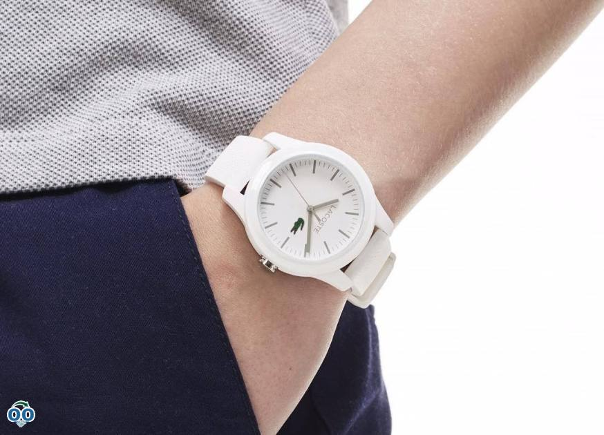 Lacoste 12.12 watch, every time!