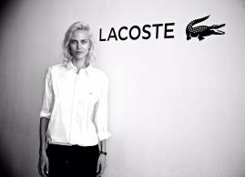 Lacostess17 fashion show