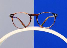 Let us round out your look in these stylish and retro polo frames