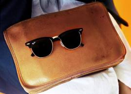 Make any look a statement with a pair of classic rayban