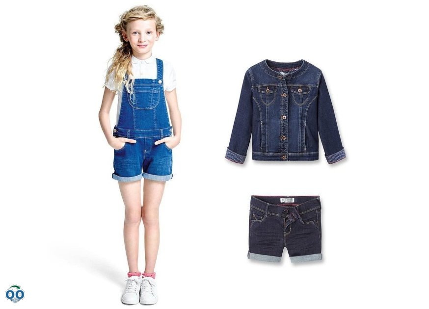 As practical as it is timeless, This overalls is a must-have for girls!