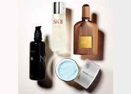 Treat-yourself beauty that pampers skin, hair, and your senses.