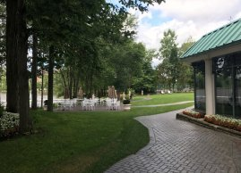 CHATEAU VAUDREUIL is the Best place for pristine nature vacations