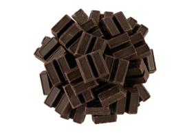 Carrés de chocolat mi-sucré Baker's