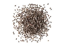 Graines de chia, sans OGM