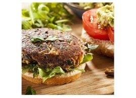 Des hamburgers plus santé