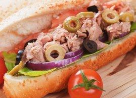 Greek-style Sandwich