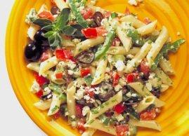 Pasta Salad with Feta