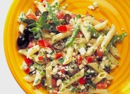 Salade de pâtes à la Feta