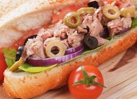 Sandwich à la grecque