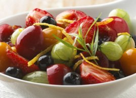 Sparkling Berry Salad